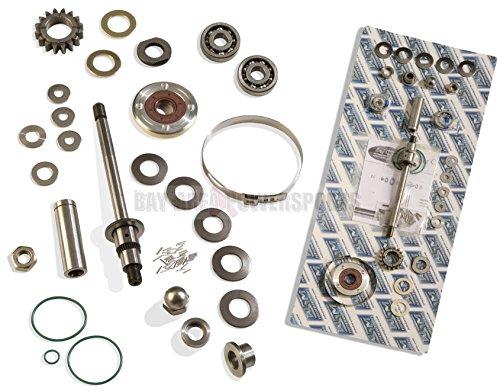 WSM Sea Doo 4-Tec Super Charger Rebuild Repair Kit RXP RXT X RXPX RXTX 215 255 HP