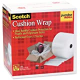 Scotch Cushion Wrap w/ Dispensered Box, 12 Inches x 175 Feet (7953)