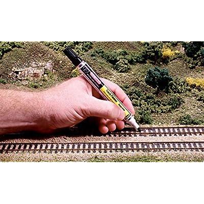 WOODLAND SCENICS TT4580 Tidy Track Track Painter Steel Rail WOOU4580: Everything Else