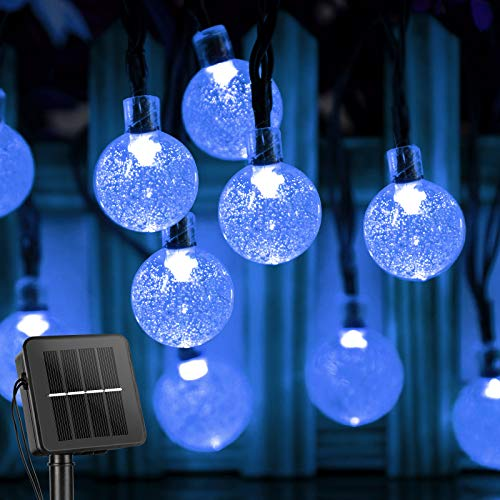 Solar String Lights Outdoor 60 Led 35.6 Feet