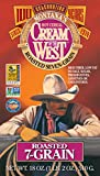 7 grain hot cereal - Cream of the West All-Natural Roasted 7-Grain Hot Cereal, 18-Ounce Box (Pack of 6)