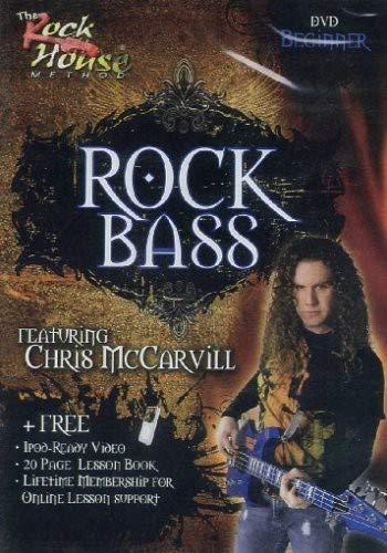 Chris McCarvill, Learn Rock Bass ()