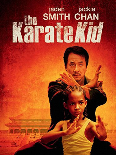 Amazon Com The Karate Kid Jaden Smith Jackie Chan
