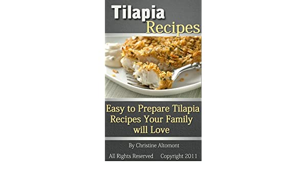 How do you make baked tilapia crispy?