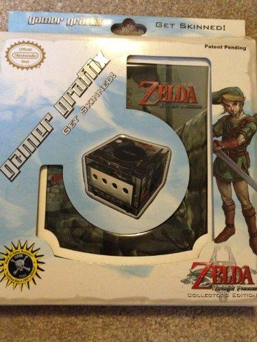 Gamecube Skin Legend of Zelda - For Zelda Gamecube Skin