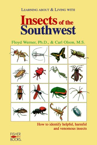 Learning About and Living With Insects of the Southwest: How to Identify Helpful, Harmful and Venomous Insects (Ms Spider)
