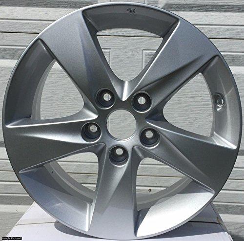 """2012 Hyundai Elantra Tire Size >> 16"""" x 6.5"""" Hyundai Elantra Replacement Alloy Wheel Rim ..."""