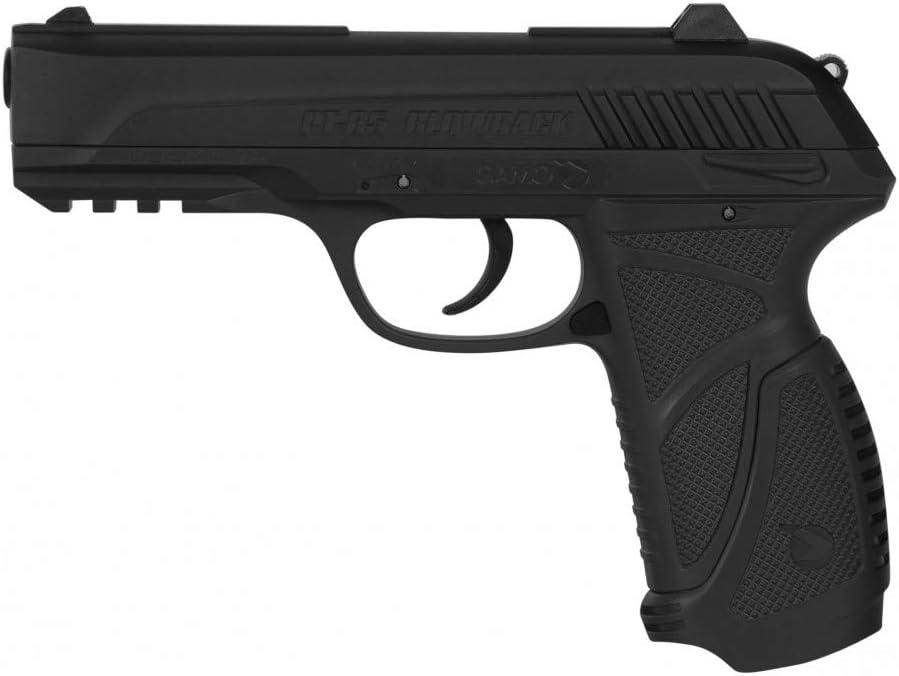 Gamo 111376. Pistola Perdigón Gamo PT-85 4,5mm Blowback. Potencia 3,5 Julios