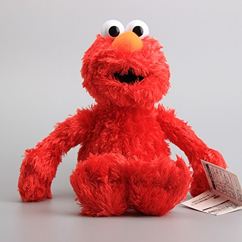 Sesame Street Elmo 13 Inch Toddler Stuffed Plush Kids Toys