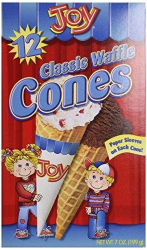 amazoncom joy cone 24count ice cream cups 35oz 2 pack - 294×500