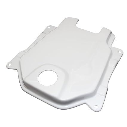 Amazon.com: NCY_ Gas Tank Cover (White); Ruckus: Automotive