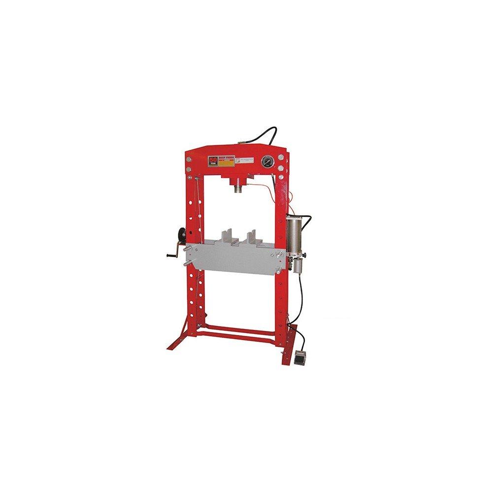 Pressa idraulica con cilindro mobile WP50 H
