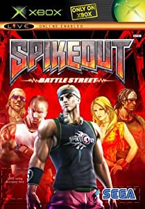 Spikeout: Battle Street (Xbox) [Xbox] - Game [Importación