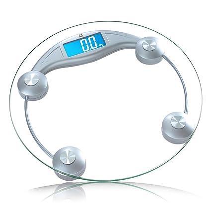 Scales Báscula Electrónica Báscula De Pesaje Básculas De Cuerpo Humano Adulto Salud Perder Peso Pesaje con