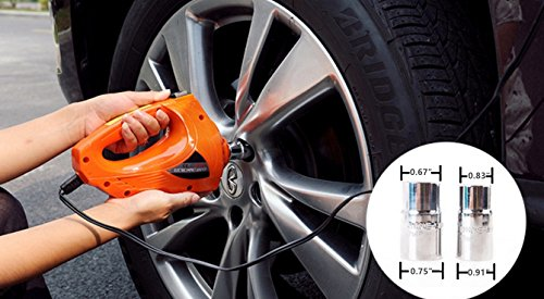 atliprime Electric Air Impact Wrench, 480N.M 12 Volt Impact Driver Electric Tire Wrench ZSB02 by atliprime (Image #1)