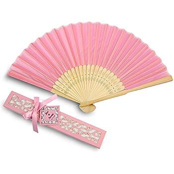 Amazon Koyal Wholesale Paper Fans Bulk Pink 50 Pack Diy Hand