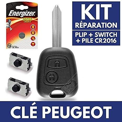 Jongo caja llave Auto - Carcasa para mando a distancia ...