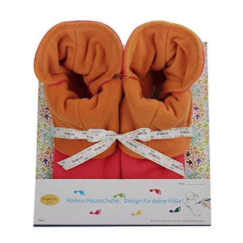 Raikou Pantofole Pantofole Rosso Donna Raikou Pantofole arancione Rosso Raikou arancione Donna SCfqxRrSw