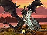 Dragon Shield: Art Sleeves Classic - Valentine