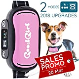 No Bark Collar For Small To Medium Dogs by GoodBoy 但�� Waterproof Anti Bark Training Collar - Best Selling On Amazon 但�� Safe, No Shock Design With No Spiky Prongs 但�� Updated LCD Display ( 7+ lbs )