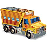 "Crocodile Creek Dump Truck 48 piece Jigsaw Puzzle in Vehicle Shaped Box 8"""