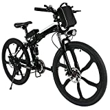 Electric Fat Bike Mountain Bicycle Snow Bike Cruiser Ebike Motor Lithium Battery Dual Oil Brakes with Shimano Speeds Sys For Sale