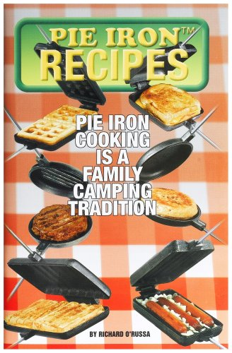 Pie Iron Recipes Book (Cooking Recipes Iron)