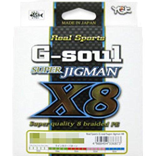 YGK YOTSUAMI G-Soul SP Jiguman X8 200m14Lb (0.6)