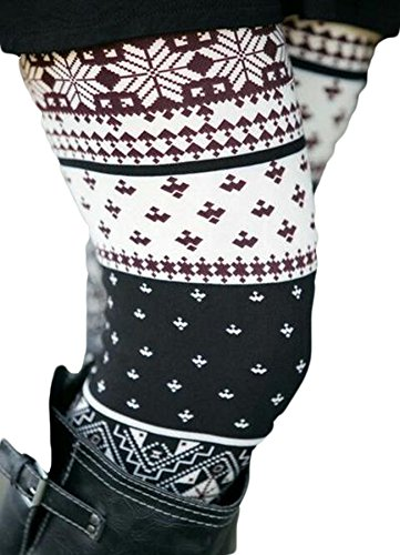 insulated cotton leggings - 5
