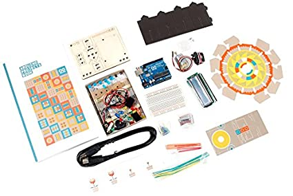 Arduino K Kit de inicio manual inglés
