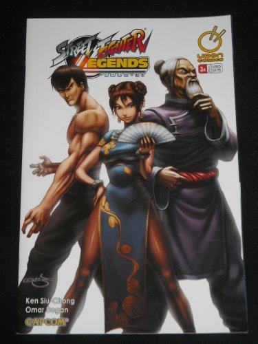 Street Fighter Legends Chun Li #3 Cover A