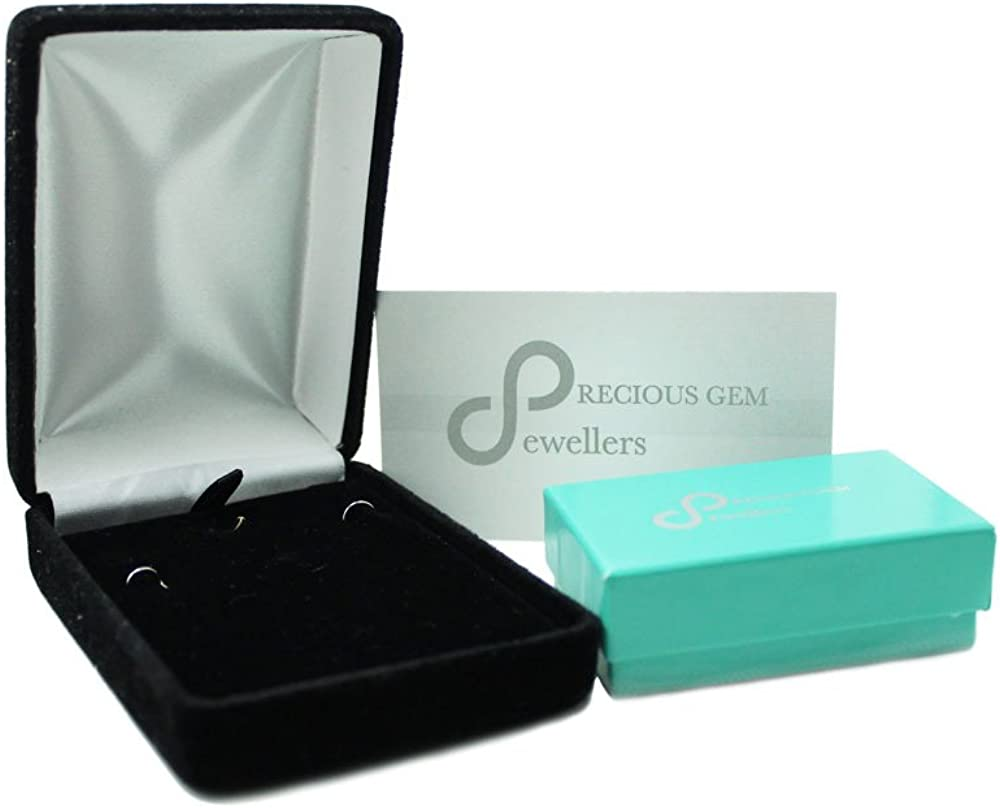 Precious Gem Jewellers .925 Sterling Silver Floral Inspired Simulated Turquoise Inlay Ring