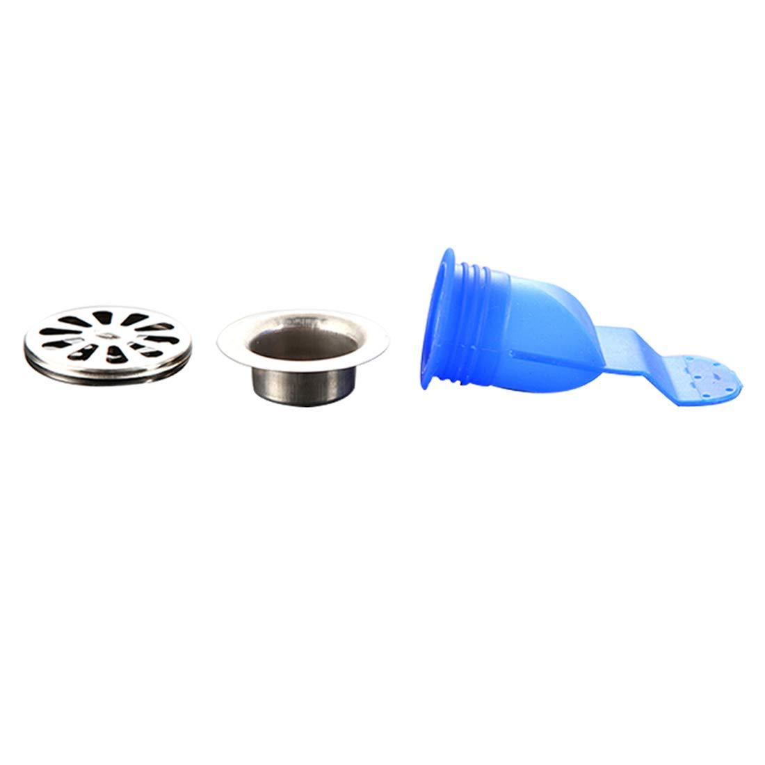 Godagoda antiolores y Insectos V/álvula de desag/üe para tuber/ías de Inodoro y ba/ños