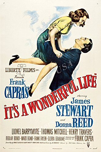 Posters USA - It's a Wonderful Life Movie Poster GLOSSY FINI