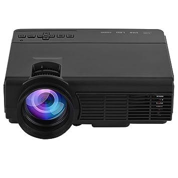 Acouto Mini proyector, proyector de Cine en casa 1080P 37-100in ...