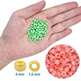 EuTengHao 6000pcs Glass Seed Beads Small Craft