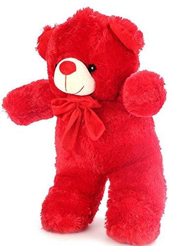 Red Teddy Bear 5 Feet, Buy Smartoys Big Jumbo 5 Feet Teddy Bear Soft Stuffed Plush Toy 152 Cm Online At Low Prices In India Amazon In
