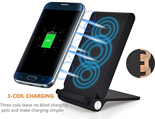 Wireless Charger Iphone Charging Samsung At A Glance