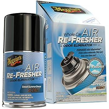 Amazon Com Meguiar S G16602 Whole Car Air Re Fresher Odor