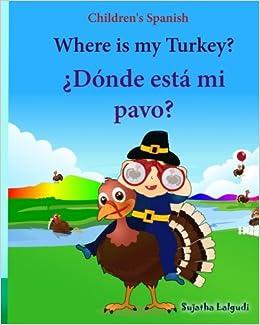 Spanish english childrens books