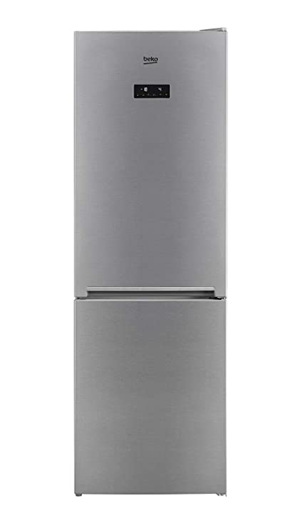 Beko RCNA366E40XB nevera y congelador Independiente Acero inoxidable 324 L A+++ - Frigorífico (324 L, SN-T, 6 kg/24h, A+++, Compartimiento de zona ...