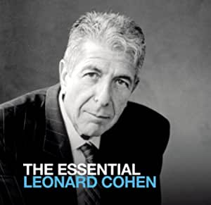The Essential Leonard Cohen - Hardback Digibook 2cd.