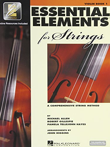 By Michael Allen Essential Elements for Strings: Book 1 with EEi (Violin) (2012) [Paperback] ebook