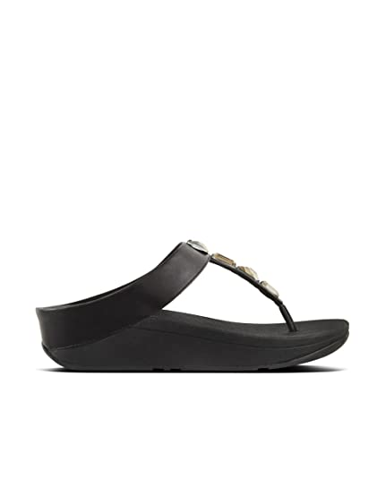 4375eb9c595 Fitflop Women s Roka Toe-Thong Platform Sandals  Amazon.co.uk  Shoes ...