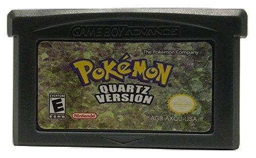 Pokemon Quartz Nintendo Homebrew Translation 07 6G