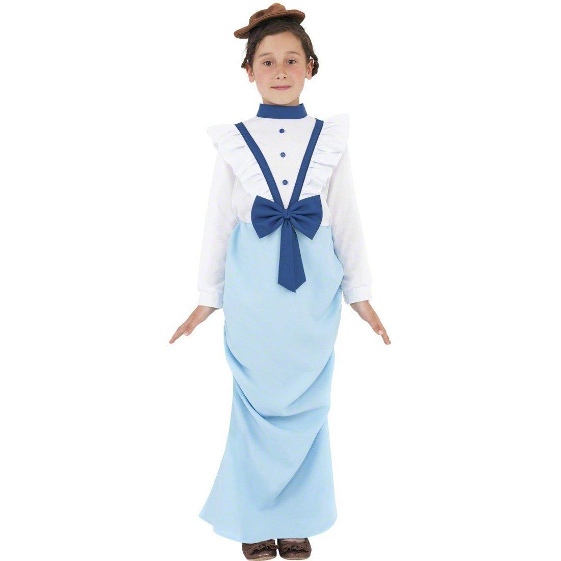 NET TOYS Traje de Muchacha Victoriana Disfraz Noble niño: Amazon ...