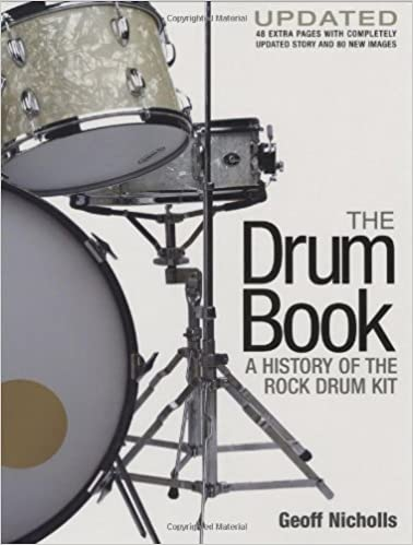 The Drum Book A History Of The Rock Drum Kit Amazon Geoff