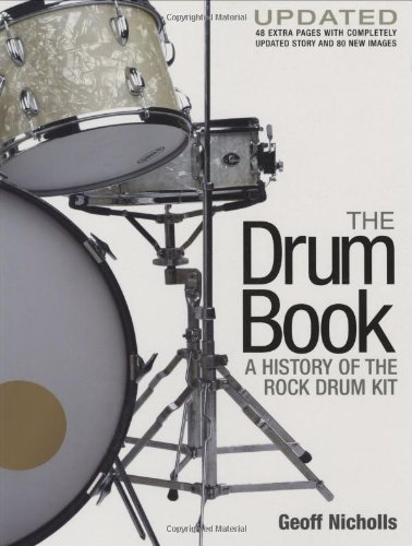 Download The Drum Book: A History of the Rock Drum Kit pdf epub