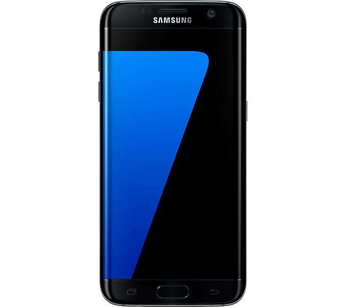 buy popular 62c95 a23d7 Samsung Galaxy S7 Edge G935V 32GB Black Onyx - Verizon (Renewed)