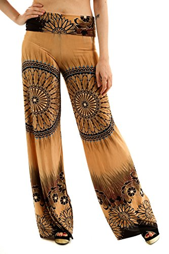 Uptown Apparel Womens Printed Palazzo product image